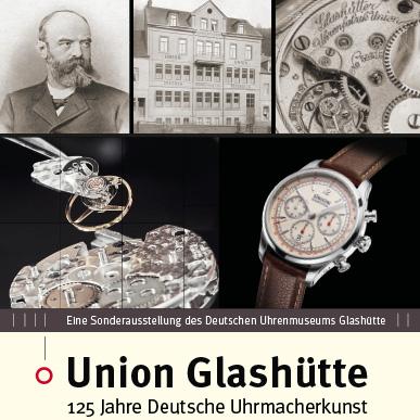 2017_Ausstellung_Union Glashütte_125 Jahre Deutsche Uhrmacherkunst