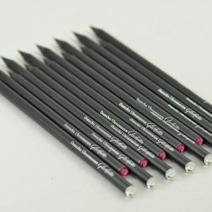 Bleistifte in Reihe