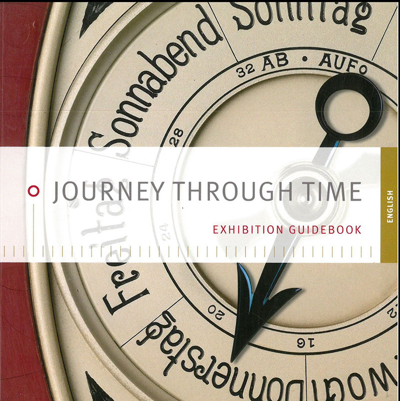 Cover Journey through time