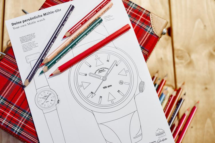 Ferienprogramm Von Uhren und Spechten Stiftung Deutsches Uhrenmuseum Glashütte