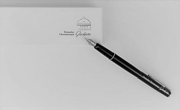 Füller Museum in schwarz