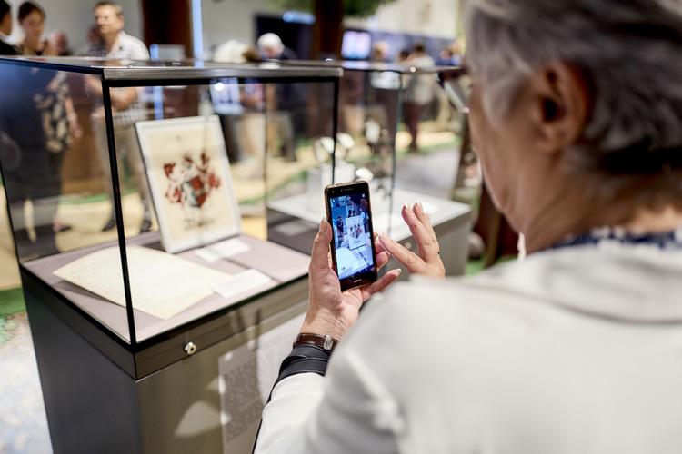 Mühle Familienwappen Stiftung Deutsches Uhrenmuseum Glashütte