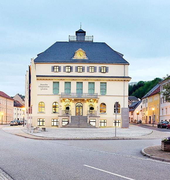 Gebäude nach Sanierung 2018
