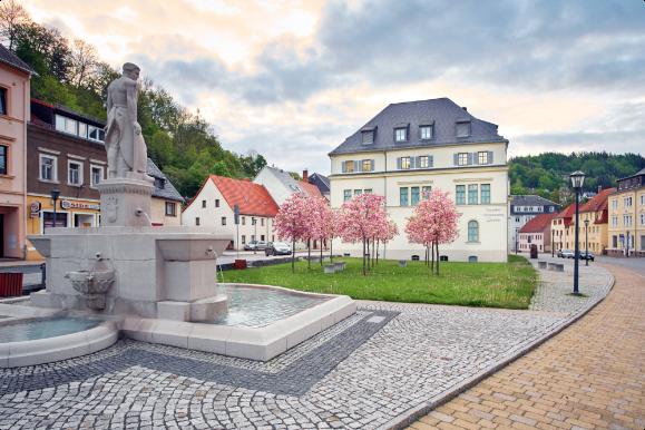 Rueckseite Museum mit Zeitgarten